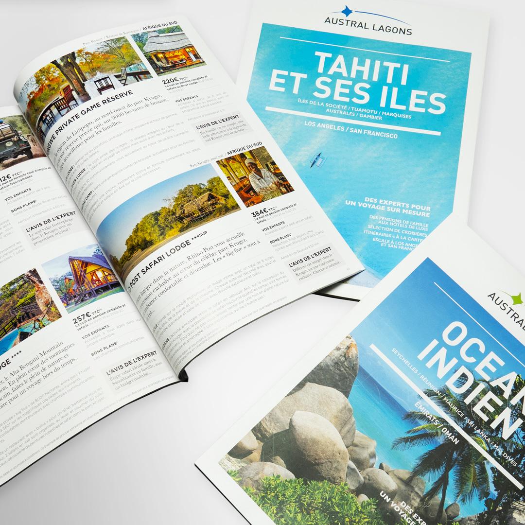 BROCHURES DE TOURISME – CREA, RIGUEUR, RIGUEUR ET RIGUEUR…