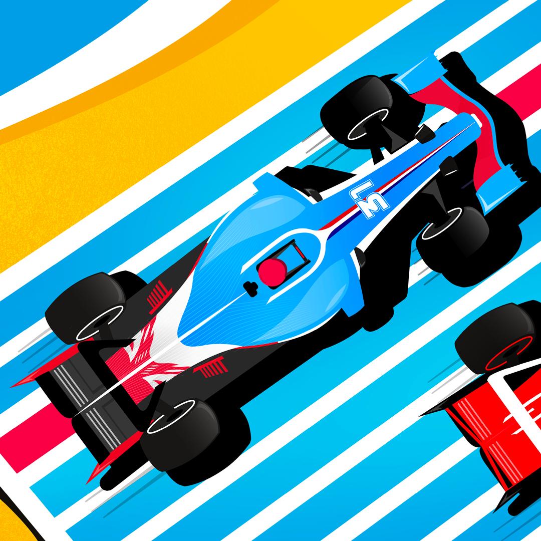 GRAND PRIX DE FRANCE F1 – LA SUMMER RACE !